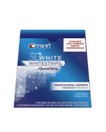 Crest 3D whitestrips advanced seal supreme professional